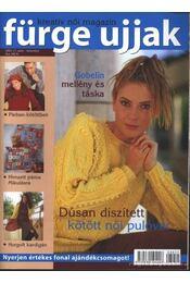 Fürge ujjak 2003. 11. szám november - Régikönyvek