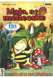 Maja, a méhecske 1991/3. március 3. szám - Régikönyvek