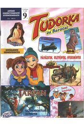 Tudorka és barátai 9. - Régikönyvek