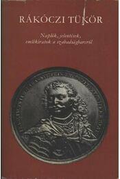 Rákoczi tükör I-II. kötet - Régikönyvek