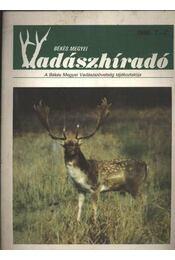Békés megyei Vadászhíradó 1990/1-2. - Régikönyvek