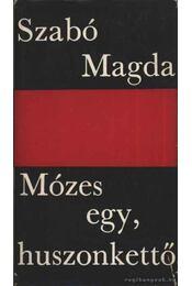 Mózes egy, huszonkettő - Régikönyvek