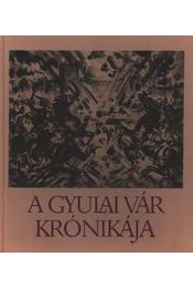 A Gyulai Vár krónikája - Régikönyvek