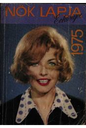 Nők Lapja Évkönyve 1975 - Régikönyvek