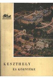 Keszthely és környéke - Régikönyvek
