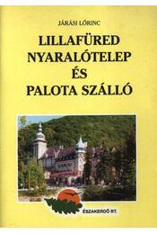 Lillafüred nyaralótelep és Palota szálló - Régikönyvek