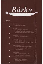Bárka 2001/1 - Régikönyvek