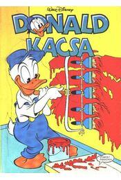 Donald Kacsa Vidám zsebkönyv 1991/12. - Régikönyvek