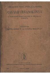 Magyar olvasókönyv a gazdasági középiskolák II. osztálya számára - Régikönyvek