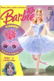 Barbie 2005/11 november - Régikönyvek