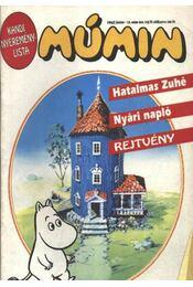 Múmin 1994/3 június 12. szám - Régikönyvek