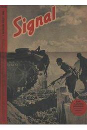 Signal 1942. okt. 1. füzet - Régikönyvek
