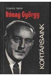 Rónay György - Régikönyvek