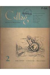 Csillag 2. 1948. január II. évfolyam - Régikönyvek