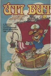Úti Butik magazin 1986-nyár - Régikönyvek