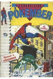 A Csodálatos Pókember (Támad a vízember) - Régikönyvek