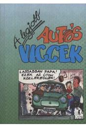 A legjobb autósviccek - Régikönyvek