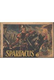 Spartacus I. - Régikönyvek
