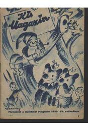 Kis Szinházi Élet 1939. 35. szám - Régikönyvek