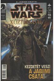 Star Wars 2004/3. 42. szám (A jabimi csata) - Régikönyvek