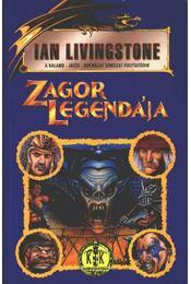 Zagor legendája - Régikönyvek