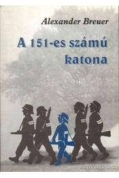A 151-es számú katona - Régikönyvek