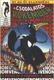 A Csodálatos Pókember 1995/2. február 69. szám - Régikönyvek