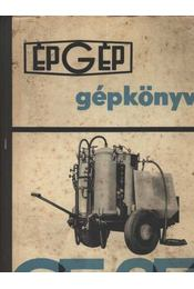 Gépkönyv és gépalkatrészkatalógus - Régikönyvek
