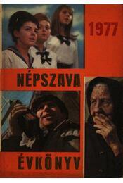 Népszava évkönyv 1977 - Régikönyvek