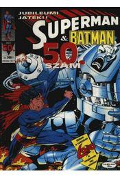 Superman és Batman 2000/5 50. szám - Régikönyvek