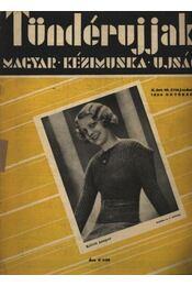 Tündérujjak 1934. október X. évf. 10. (114.) szám - Régikönyvek