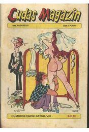 Ludas Magazin 1986 augusztus - Régikönyvek