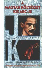 A magyar költészet kis ABC-je (J-K) - Régikönyvek