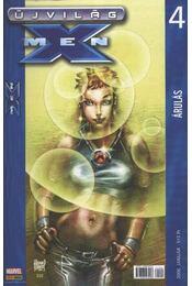 Újvilág X-MEN 4. 2006. január - Régikönyvek