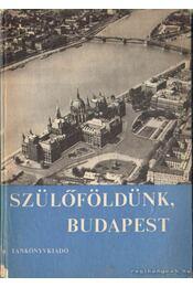 Szülőföldünk, Budapest - Makoldi Mihályné - Régikönyvek