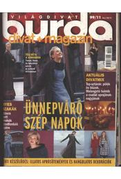 Burda 1999/11. november - Régikönyvek