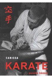 Karate ... puszta kézzel - Régikönyvek