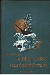 A Déli sarok hajótöröttei - Régikönyvek