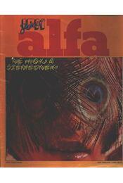 Alfa 1979. február - Régikönyvek