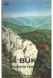 A Bükk turistatérképe (1:60000) - Régikönyvek