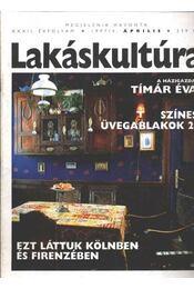 Lakáskultúra 1997/4. április - Régikönyvek