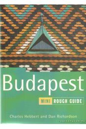 Budapest - Richardson, Dan, Hebbert, Charles - Régikönyvek
