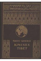 Kincses Tibet - Régikönyvek