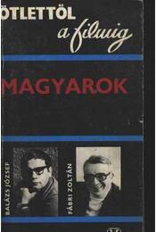 Magyarok - Régikönyvek