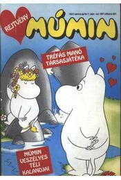 Múmin 1994/2 március-április 11. szám - Régikönyvek