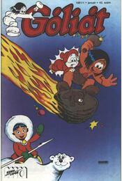 Góliát 1991/1 január 43. szám - Régikönyvek