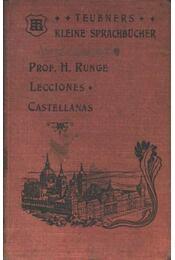 Lecciones Castellanas - Régikönyvek