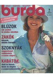 Burda 1991/9. szeptember - Régikönyvek