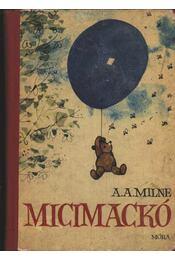 Micimackó - Micimackó kuckója - Régikönyvek