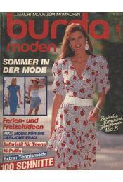 Burda 1987/5 - Régikönyvek